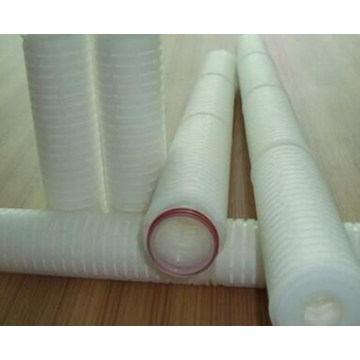 PVDF Pleated Filter cartridge