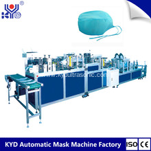 Disposable Nowoven Surgical Cap Making Machine