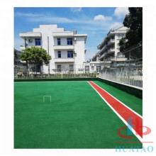 Special Artificial grass for School Runway