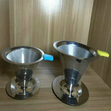 Stainless Steel Reusable Coffee Filter