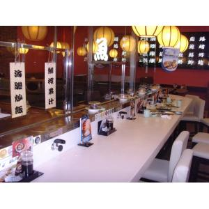 Workmanship Meticulous Rotary Sushi Conveyor Belt