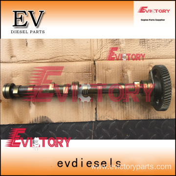 DEUTZ engine excavator BF4M1012 crankshaft camshaft