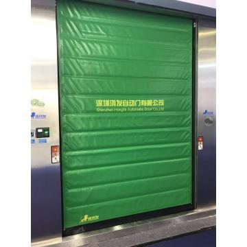 Freezer Room Self Reparing curtain High Speed ​​Door