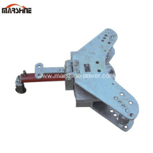 Copper and Aluminum Hydraulic Bus Bar Bender