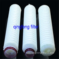 Hydrophobic PVDF Filter Cartridges for Gas