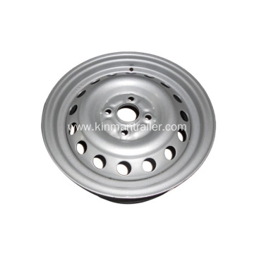 European Style Trailer Steel Wheel Rim
