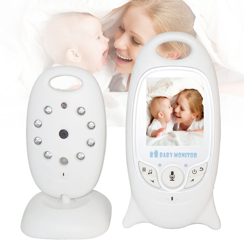 Wifi Video Baby Monitor