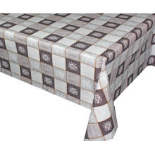 Elegant Tablecloth with Non woven backing Colour
