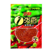 Good User Reputation for Ground Chili Powder spice oil spilled hot pepper supply to Bermuda Supplier