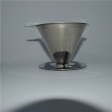 Best Quality for Micron Cartridge Filter Stainless Steel Reusable Coffee Filter export to Japan Manufacturer