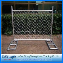 Fast Delivery for Pvc Coated Temporary Fence High Quality Chain Link Temporary Fence export to Madagascar Importers