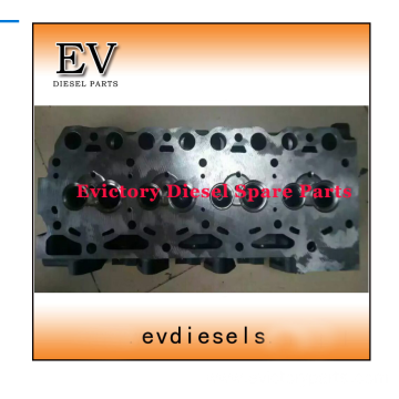 VOLVO engine cylinder head D5D cylinder block