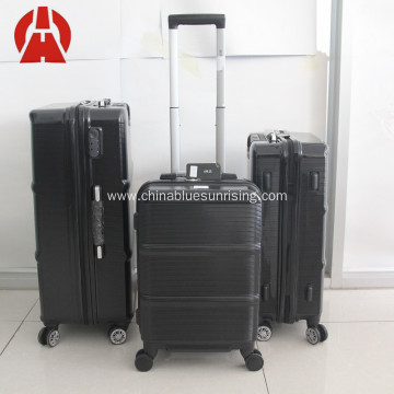 3 Pcs Luggage ABS Travel Trolley Suitcase Set
