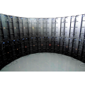 PH3.91 Curved Indoor Rental  Screen 500x1000mm Cabinet