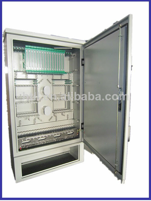 Fiber Optic Cross Connection Cabinet