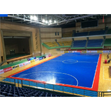 Enlio Indoor Futsal Court Interlock Flooring