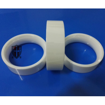 Industrial use bespoke price zirconia ceramic flange bushing
