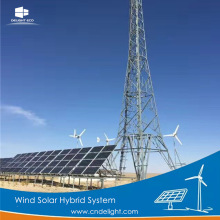 DELIGHT 40KW Grid-tied Solar Wind Power Plant