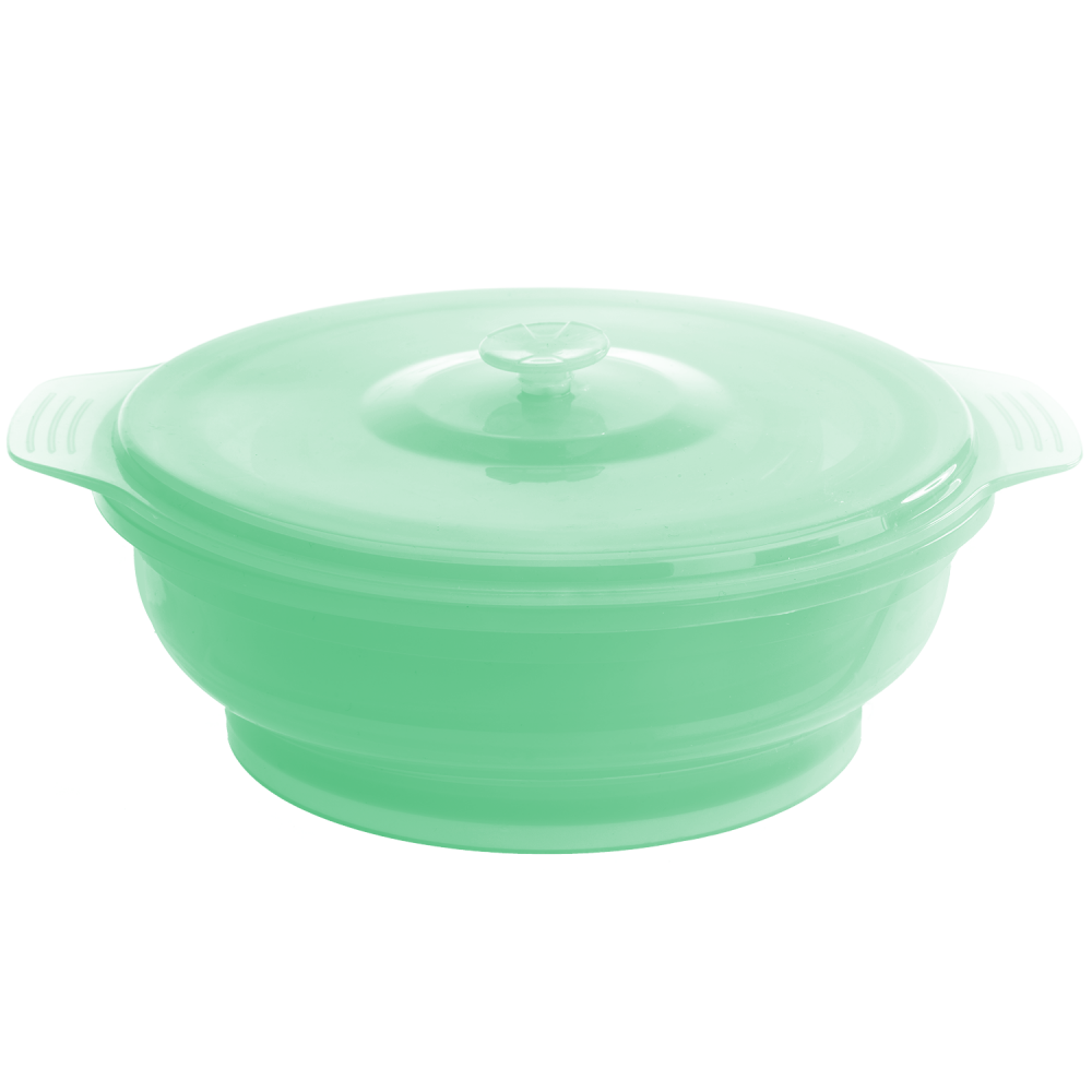Silicone Folding Lunch Bowl G