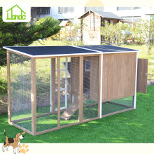 Factory direct hot fir wood chicken coops for sale