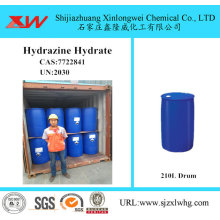 100% Original for China High Purity Reagent Chemicals,High Purity Organic Chemistry  Manufacturer and Supplier Hydrazine Hydrate 40% For Boiler Treatment supply to Germany Importers