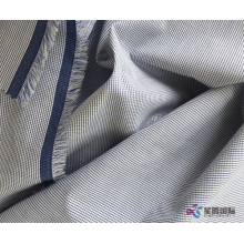 Short Lead Time for 100% Cotton Yarn Dyed Fabric New Style Grid Pattern Cotton Material export to Japan Manufacturers