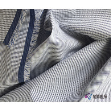 New Style Grid Pattern Cotton Material