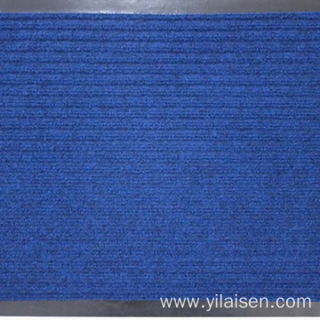 Factory wholesale ribbed carpet exhibition polypropylene