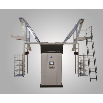 High Speed Polyester Texturing Air covering Machine