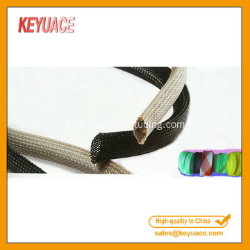 Expandable Braided PET Cable Protection Sleeve