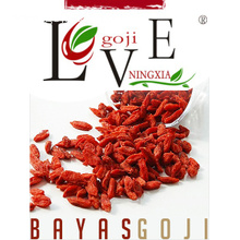 Advantages EU Certificate Goji Berry