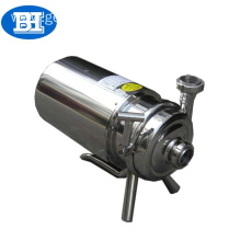 BAW series stainless steel milk centrifugal pumps