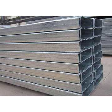 hot sale C type steel carbon steel