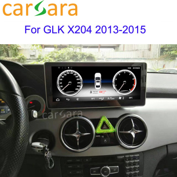 2 + 16g Android Screen don Mercedes-Benz GLK Class