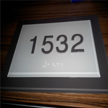 ADA Braille Room Door Signs