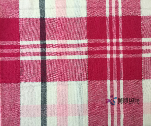 Flannel Plaid Fabric