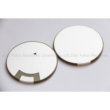 High Power Piezoelectric Ceramic Disc OD50x2.6mm