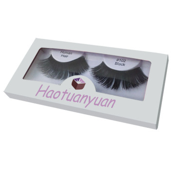Creative Fancy PVC Window Eyelash Card Box