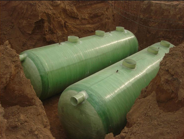 For Septic Tank GRP Storage Tank