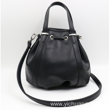 Fashion PU/PVC/CANVAS Woman's Bag