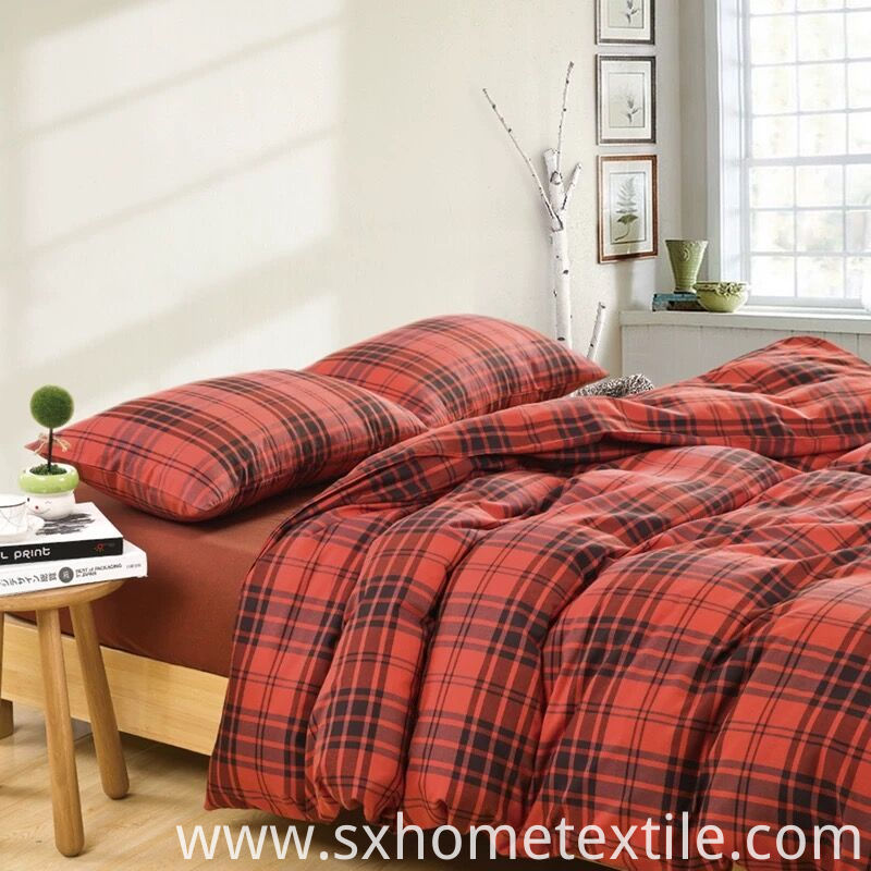 4 Pcs Bedding Sets