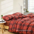 4 pcs microfiber bedding sets
