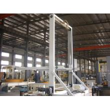OEM China High quality for Automatic Horizontal Strapping Machine Lower Table Carton Box Baling Strapping machine export to India Supplier
