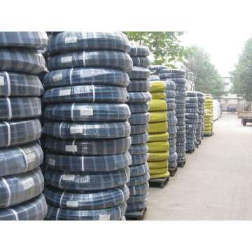 Braid Oil Resistant Rubber hydraulic hose