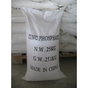 high purity zinc phosphate with 99.9% content for water based paint