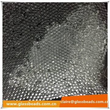 Media Glass Beads Polishing Blasting Material