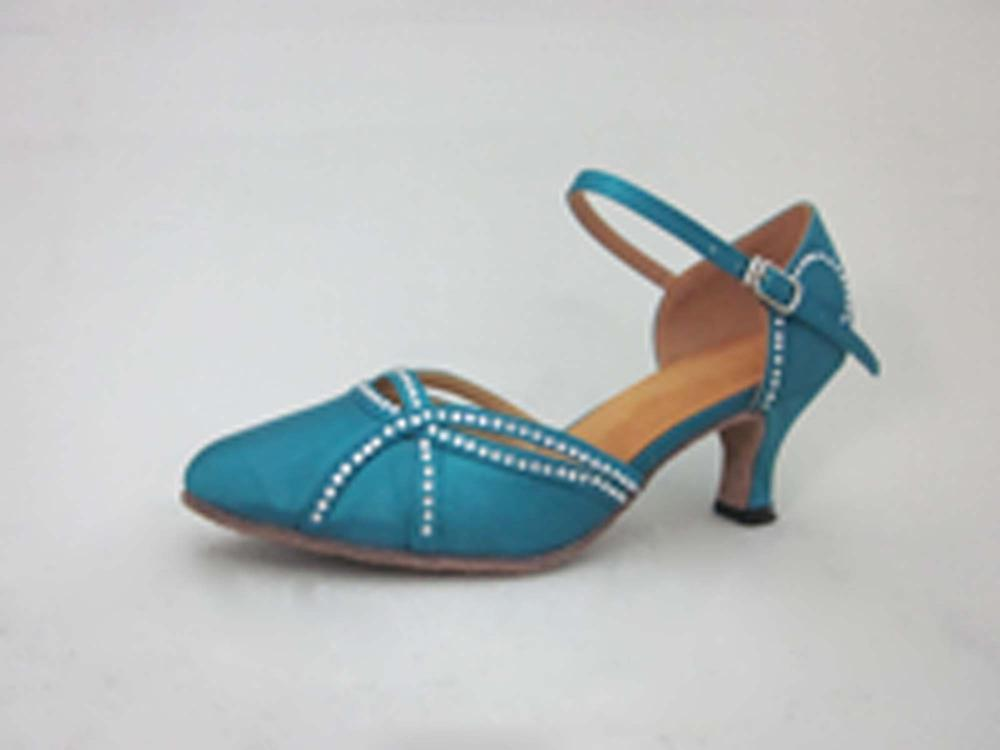 3 5 Inch Ballroom Shoes For Girls