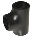 EN10253 PIPE FITTING P235GH STEEL TEE
