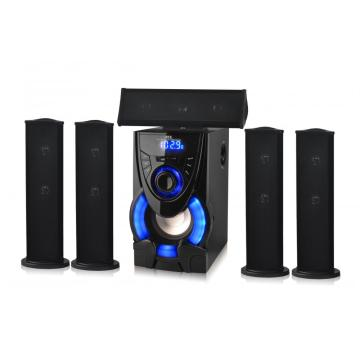 line array home theater speaker system