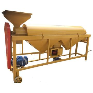 Beans Polishing Machine with elevator